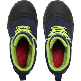 The North Face Chilkat Lace 2 Shoes Barn cosmic blue/lime green